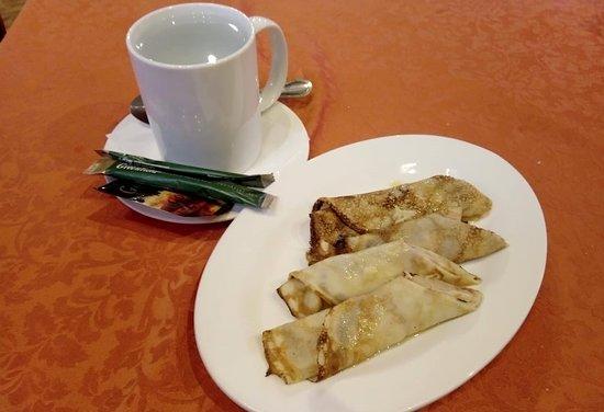 Medvezhyegorsk, Rusland: Завтрак