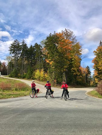 Green Mountain Cycling Tour