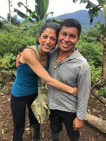 Tena, Ecuador: Happy to accommodate and guide travelers