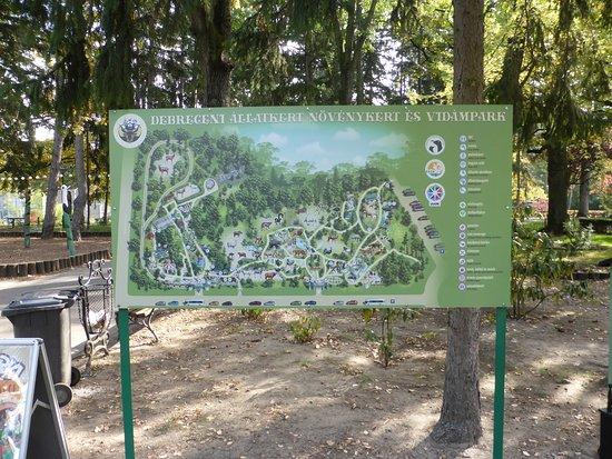 Debrecen Zoo and Amusement Park