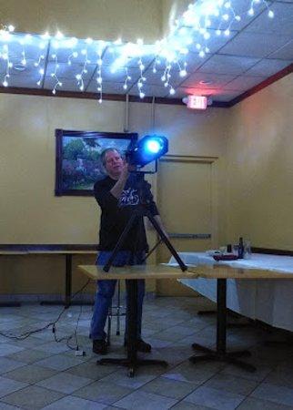 Levittown, ניו יורק: Kenny the Spot light and Roadie man