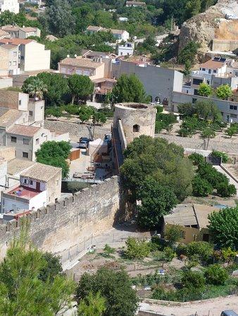 Muralla y Torre del Cèlio