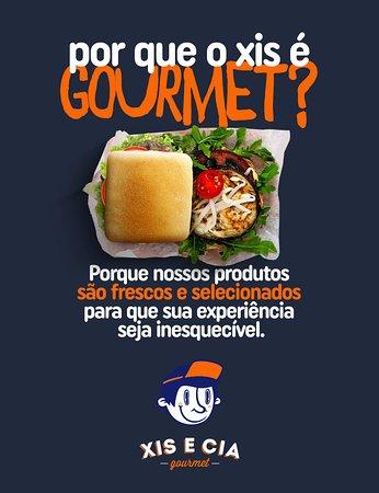 Xis Gourmet com gostinho de infância!