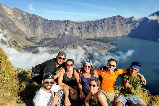 Trek Mount Rinjani