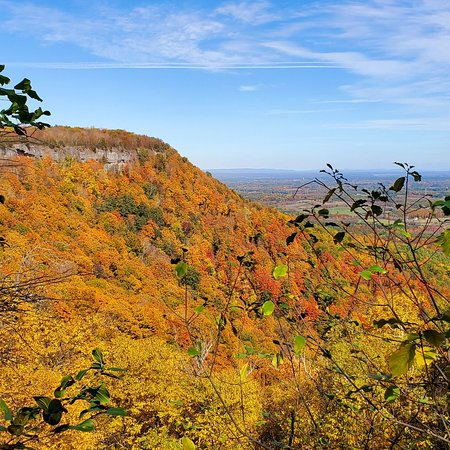 Voorheesville, NY: Thacher State Park