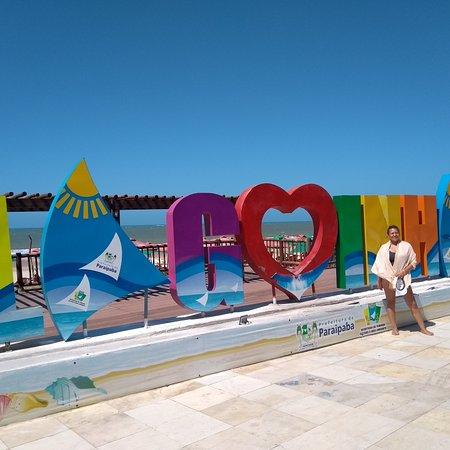 Fortaleza, una ciudad que nos sorprende. Hay muchos lugares turísticos . Una gran cantidad de playas y con variados paisajes.