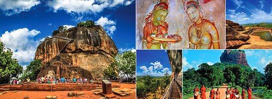 Sri Lanka Car tours -SIGIRIYA Sri Lanka