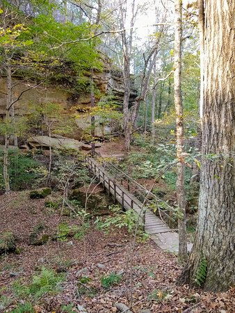 Bridge at Rim Rock
