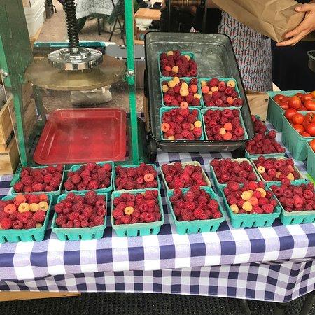 Berries from Arbor Farmstead