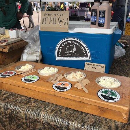 Sweet Rowen Farmstead Cheese