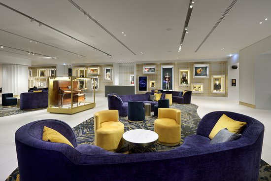 Hard Rock Hotel London: Lobby