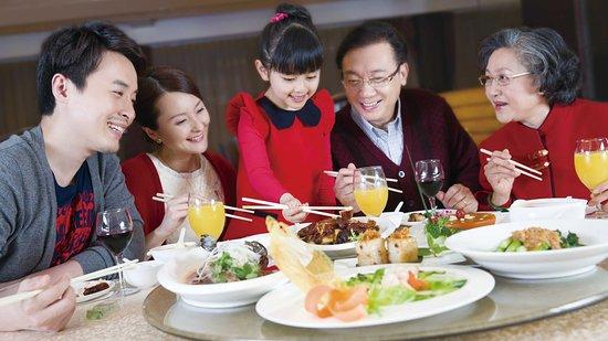 Xianghe County, China: Restaurant