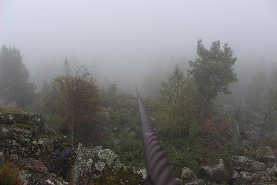 Kachkanar, Oroszország: технический трос