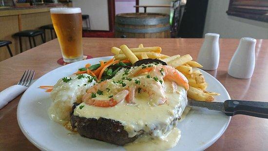 Numurkah, Australia: Best value Pub meals in town.