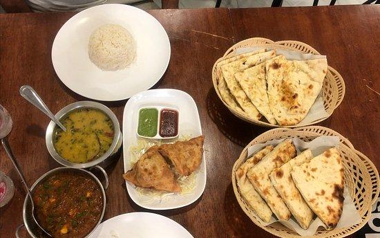 מסעדה הודית מצויינת