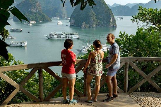 Baai van Ha Long, avontuurlijke tour in ...