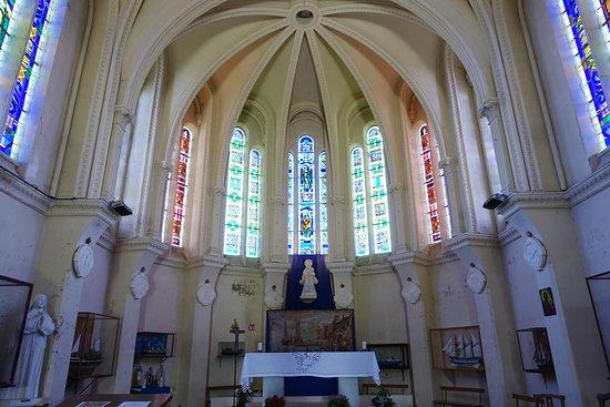 Chapelle Notre Dame de Bonsecours, Dieppe