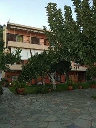 our hotel Pharos