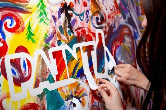 PaintOn вечеринка