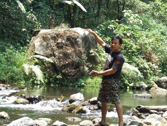 Coban Jodo Waterfall
