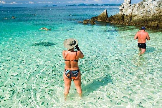 Khai Island Half Day Tour in 3 Islands...