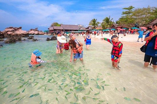 Khai Islands Full Day Tour from Phuket