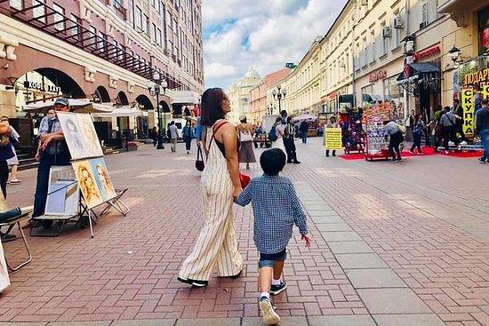 Moskou Shopping Tour