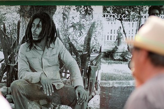 Vistas y sonidos de Bob Marley con...