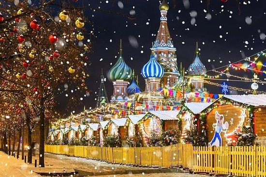 Excursão a pé particular de Natal em...