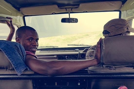 Ngorongoro, Tanzania: Safari Trip with Tulivu Adventure Atken is so friendly! Thanks for an amazing trip.