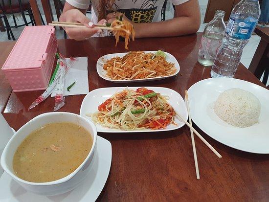 אוכל תאילנדי מצויין