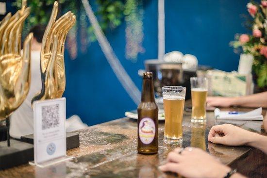 Thai craft beer
