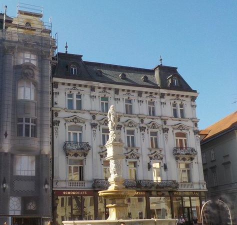 Construite, en 1572, sur l'ordre de l'Empereur Maximilien II.
