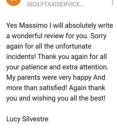 original review