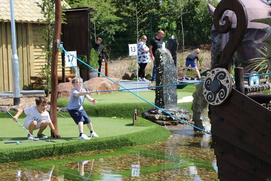 Viking Quest Adventure Golf