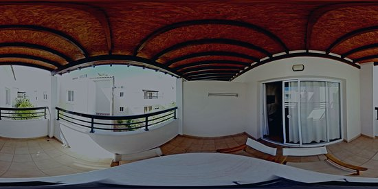 Balcony 1 - Virtual Reality Picture. Use headset
