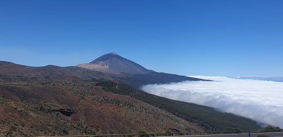 El Teide y norte de Tenerife