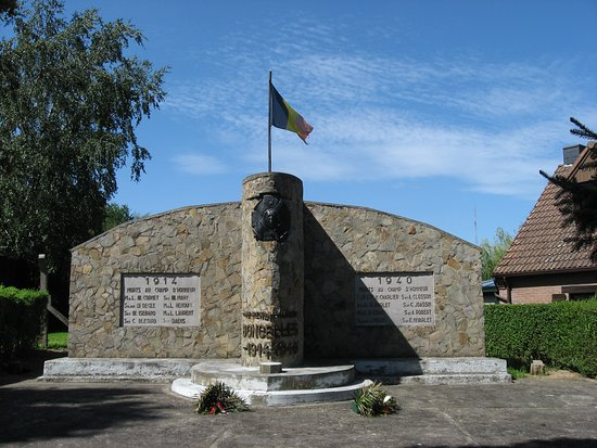 Fort de Boncelles War Memorial
