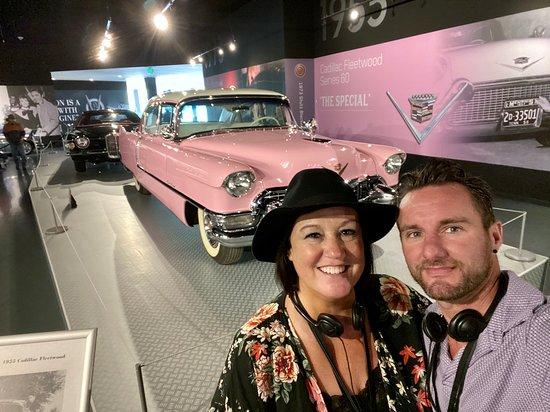 The Pink Cadillac