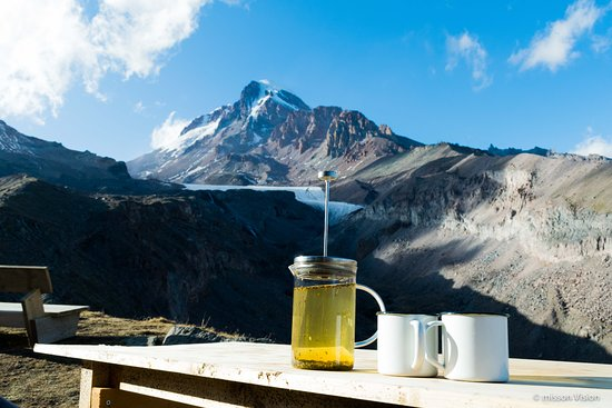 Best tea ever! (Or was it the view? :) )