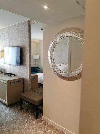 La chambre suite.
