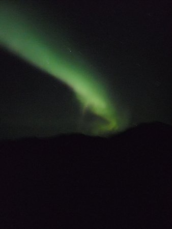 Northern light hunting succesfull!