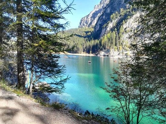 Emilia-Romaña, Italia: lago