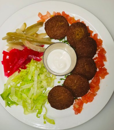 Falafel Mezza