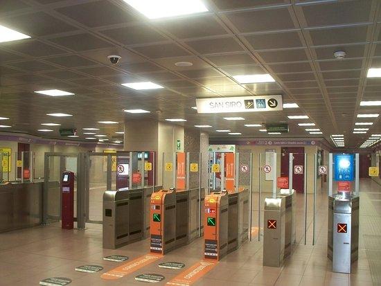interno stazione