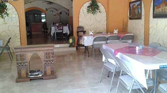 Restaurante  - OxkutzcabHotel Puuc的圖片 - Tripadvisor
