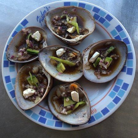 habanero clams