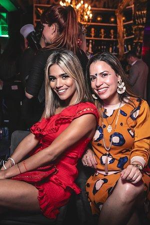 Best Ladies night in Wynwood at Vandalo Carla Nunez