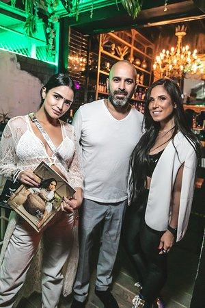 Best Ladies night in Wynwood at Vandalo Gaston Gonzalez, Andrea Salazar