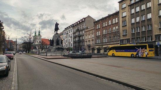 Plaza Jan Matejko